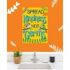 Spread Kindness, Not Germs Poster