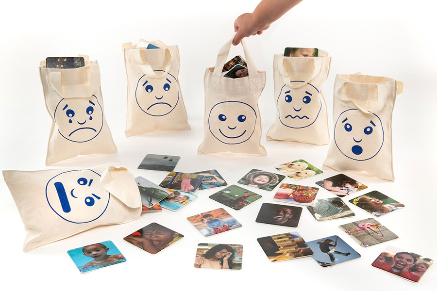 Emotions Sorting Bags