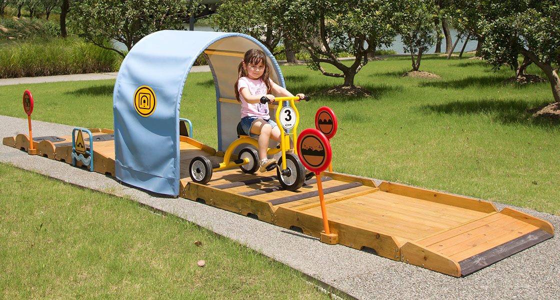 Wisdom trikes Obstacle Course