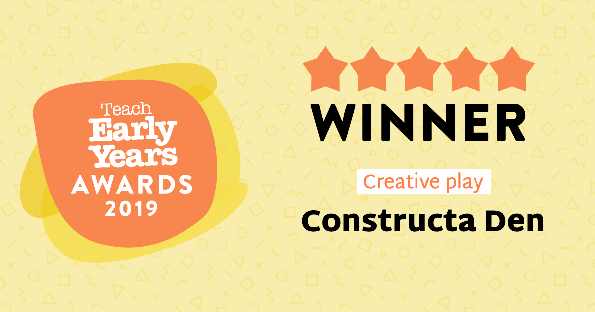 Winner - Creative Play - 5 Stars
