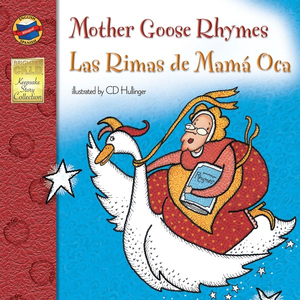 Spanish/English Book - Mother Goose