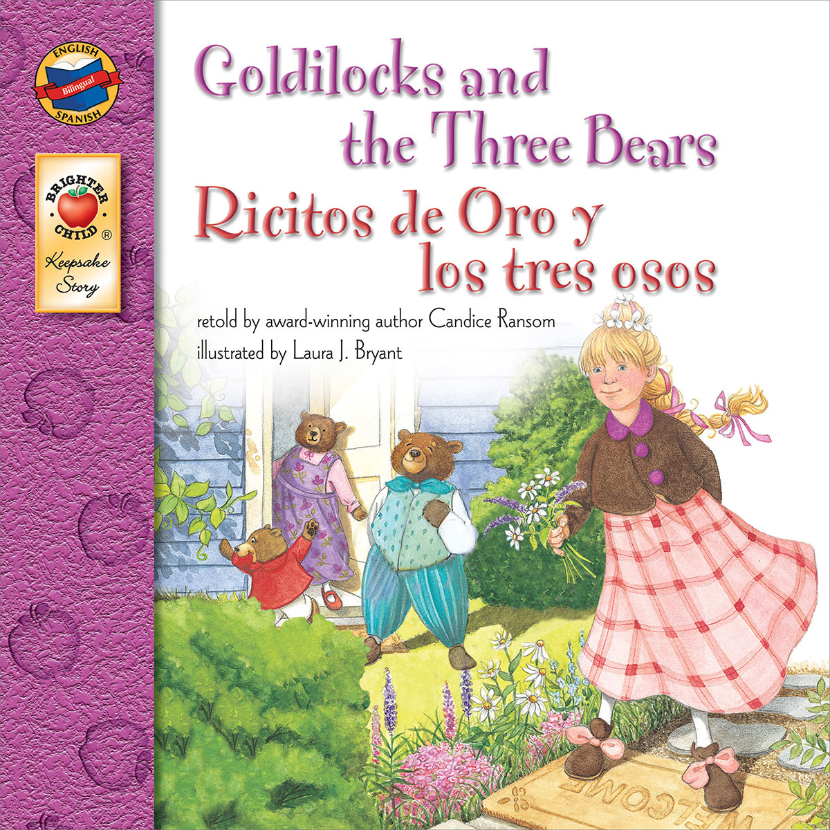 Spanish/English Book - Goldilocks and the 3 Bears