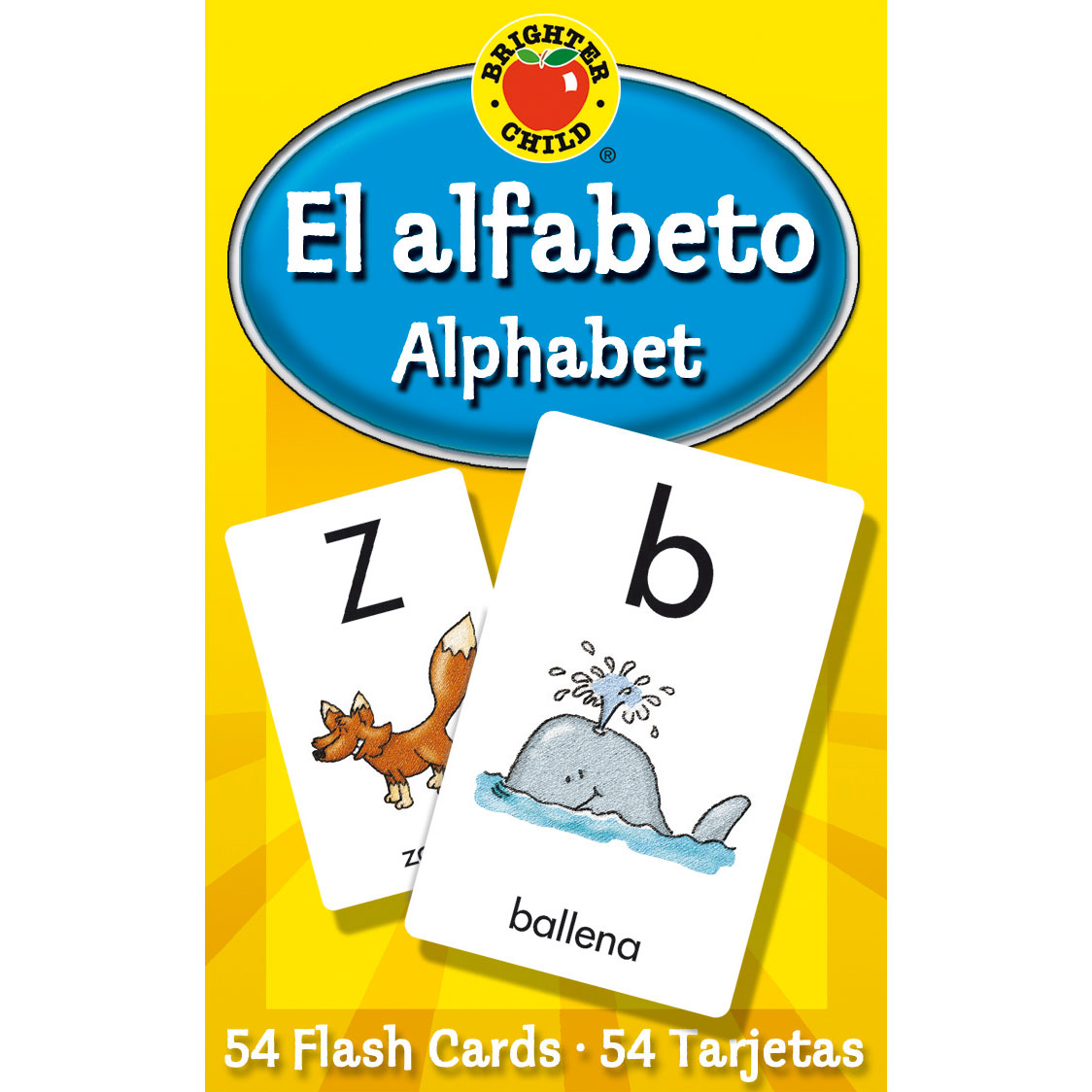 El Alfabeto Flash Cards