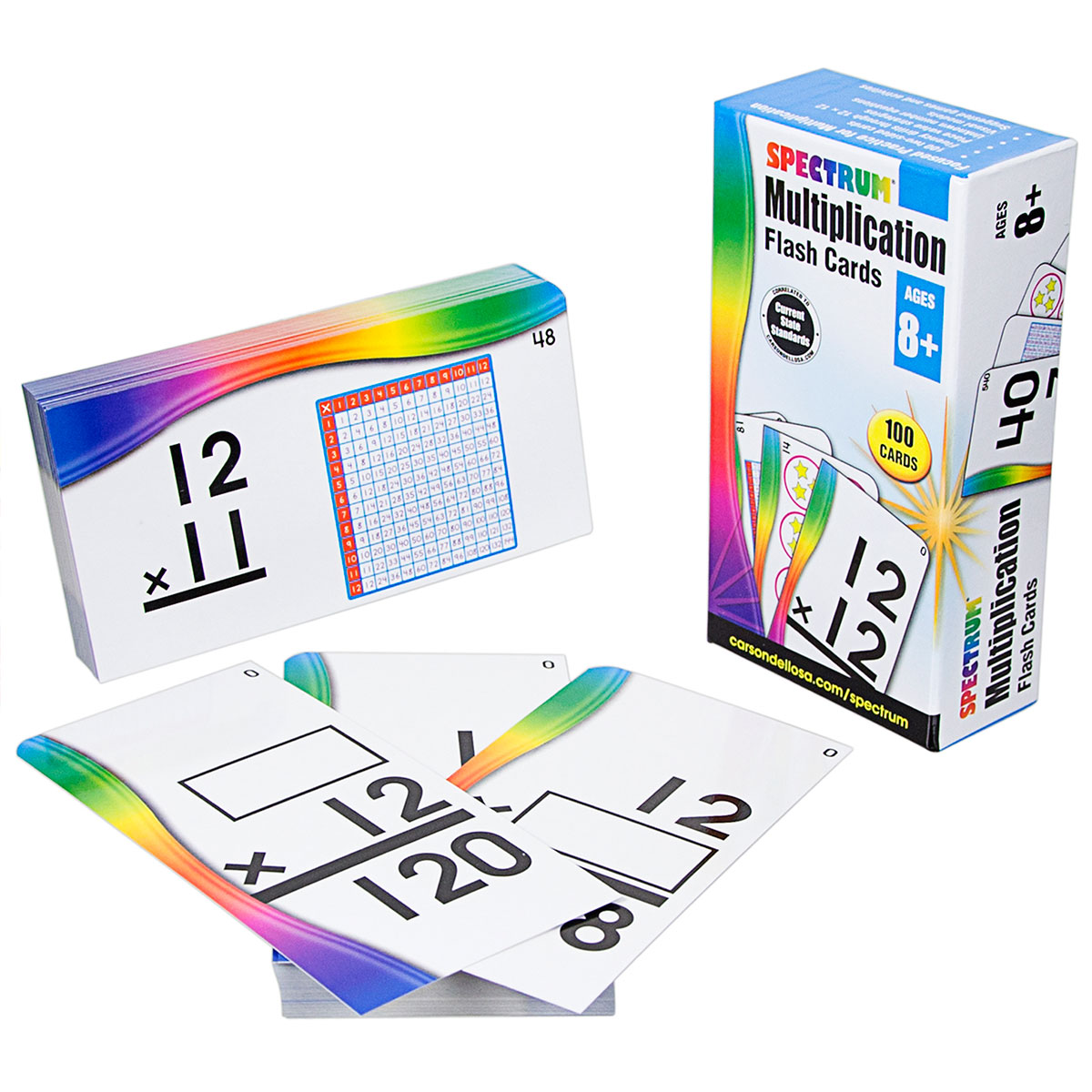 Flash Cards Packs - Multiplication
