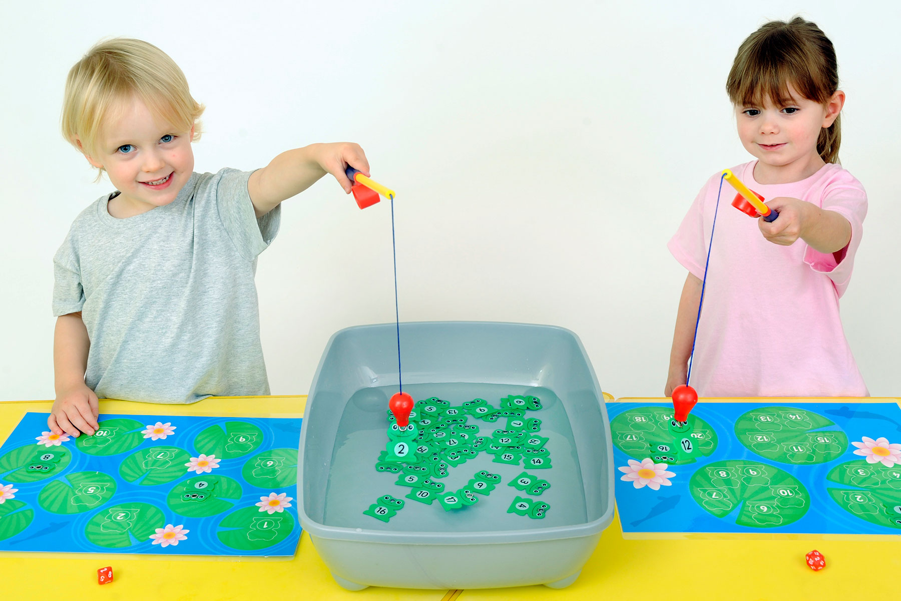 Magnetic Fishing for Frogs 1-20