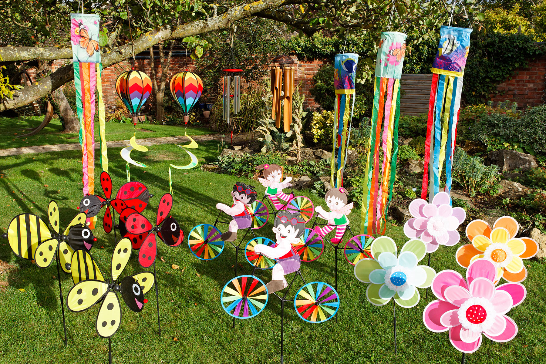 Windy Playground Sensory Set