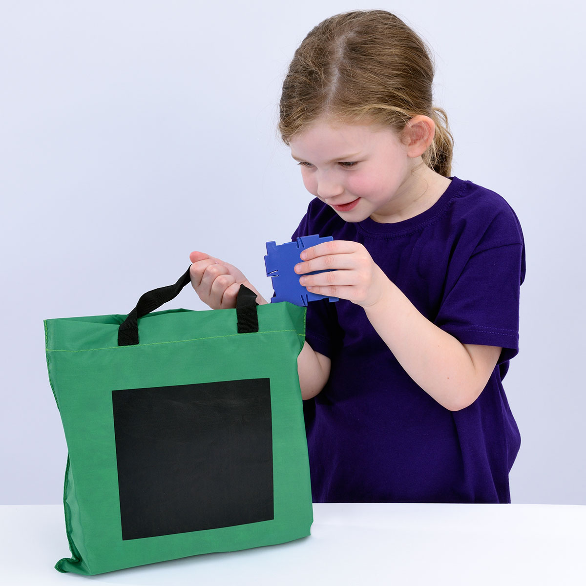 Shape Sorting Bags