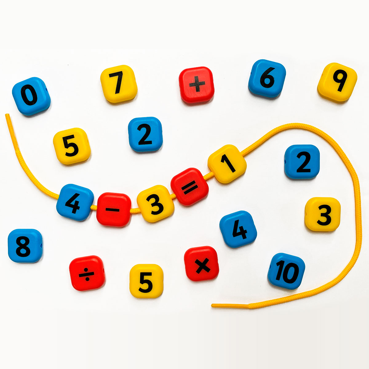 Number Beads Student Set