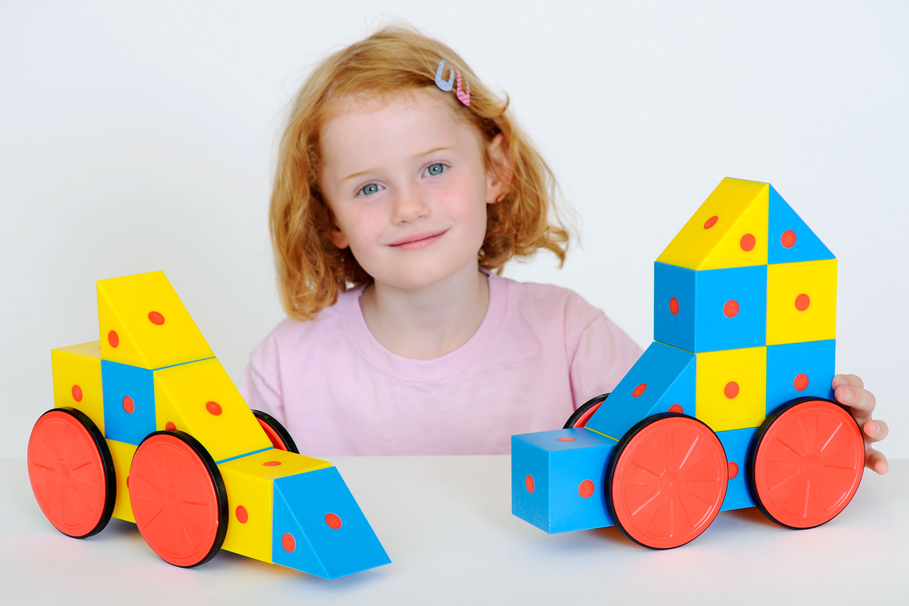 3D Magnetic Blocks Set
