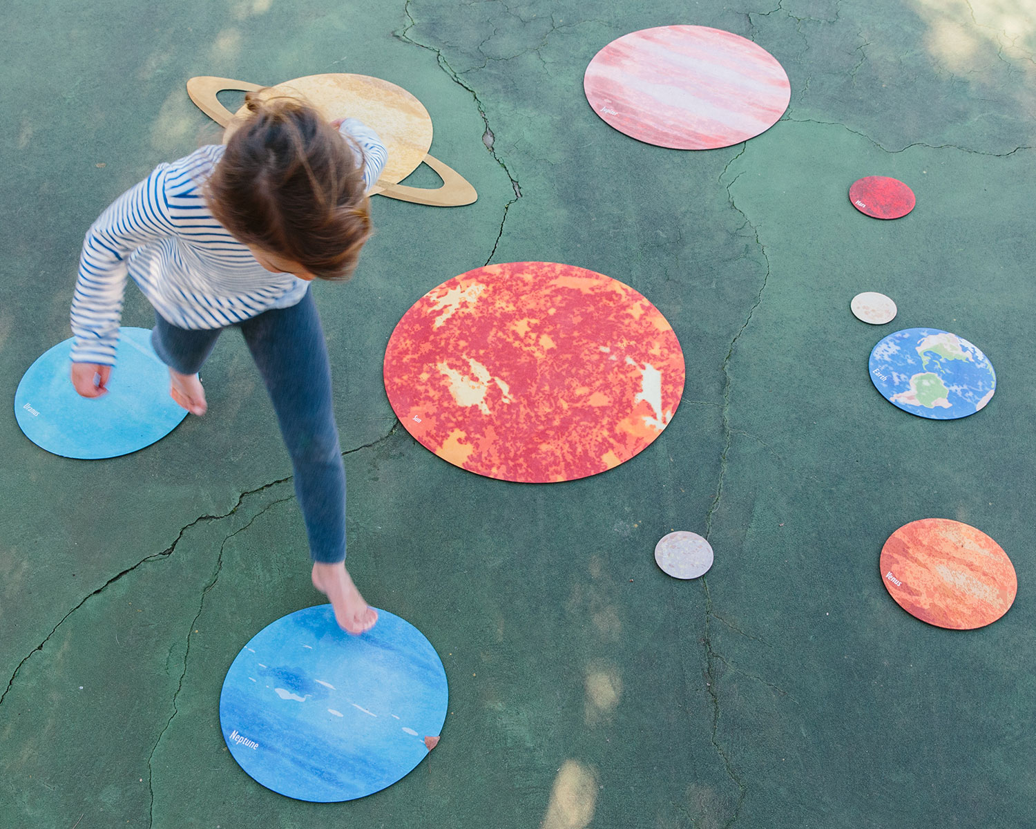 Our Solar System Mats