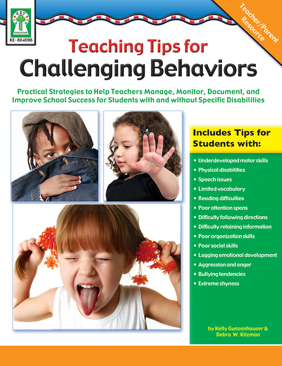 Teaching Tips for Challenging Behaviour