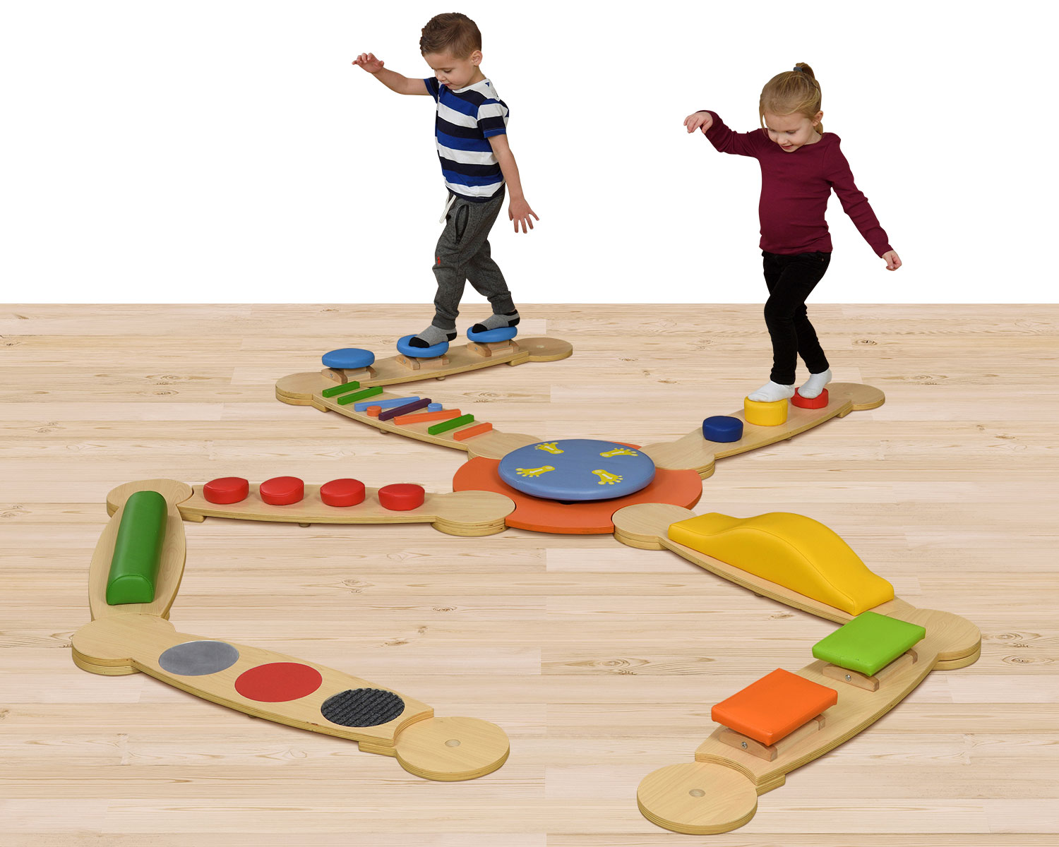 Sensory Balance Beams Set 3