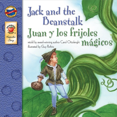 Spanish/English Book - Jack and the Beanstalk