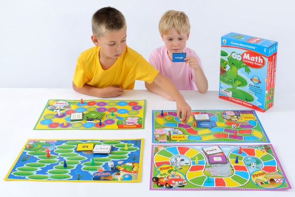 Maths Learning Games Pack 1
