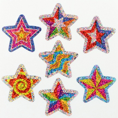 Star Power Stickers