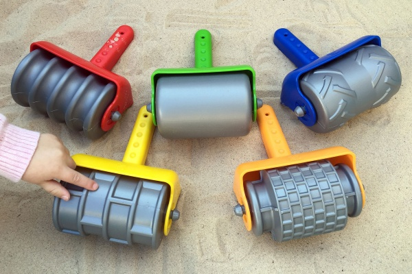 Textured Super Tough Sand Rollers