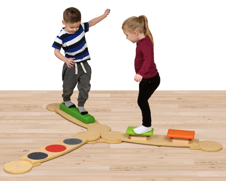 Sensory Balance Beams Set 1