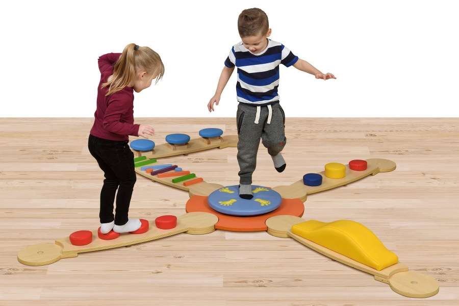 Sensory Balance Beams Set 2